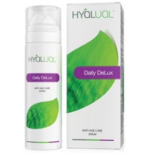 Hyalual Daily DeLux 150,0 мл